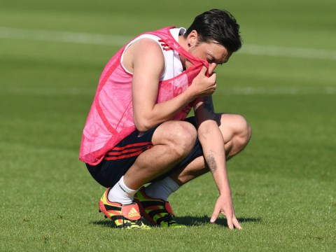 Mesut Ozil's agent denies Arsenal star has been 'dumped' by Adidas