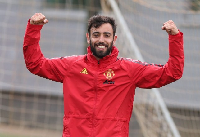 Tottenham boss Jose Mourinho rates Bruno Fernandes' start to life at Manchester United