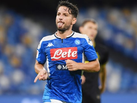 Why Napoli star Dries Mertens turned down Chelsea transfer