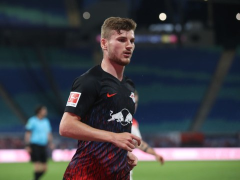 Timo Werner reveals Frank Lampard's role in convincing him to sign for Chelsea