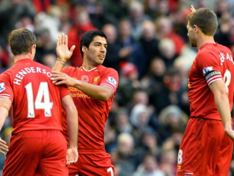 Jordan Henderson picks the bizarre goal which proved Luis Suarez 'was something else'