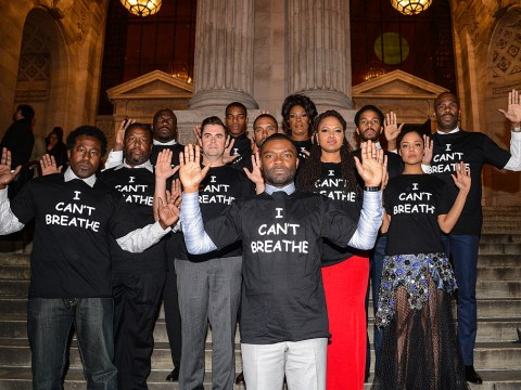 Ava DuVernay backs David Oyelowo's claims Academy snubbed Selma over Eric Garner protest