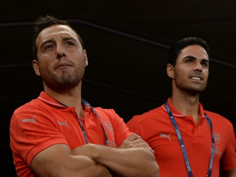 Santi Cazorla reveals he has made decision over his future after Mikel Arteta's offer to return to Arsenal