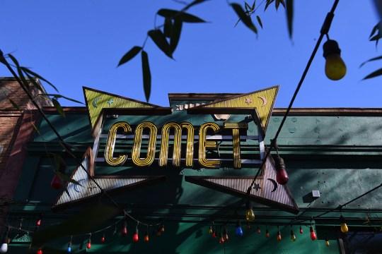 Comet Ping Pong - Washington, DC