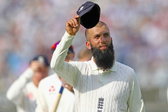 Moeen Ali is in contention to feature in England's Test series against West Indies