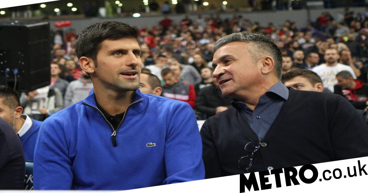 Coronavirus Kyrgios Blasts Novak Djokovic Dad For Blaming Dimitrov For Outbreak Metro News