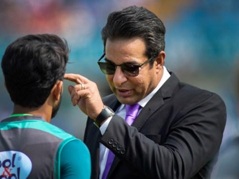 Pakistan legend Wasim Akram warns coronavirus saliva ban will turn bowlers into 'robots'