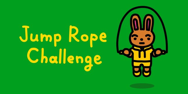 Jump Rope Challenge key art