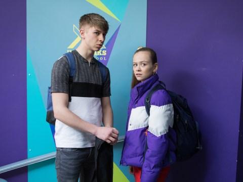 Hollyoaks spoilers: Drugs horror as Sid Sumner and Juliet Nightingale get caught selling in school?