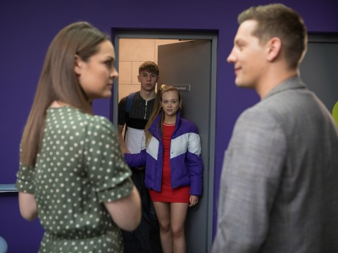 Hollyoaks spoilers: Sid Sumner and Juliet Nightingale caught dealing drugs tonight?