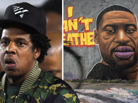 Jay-Z is calling for prosecution of all officers involved in George Floyd's death as he fights for justice