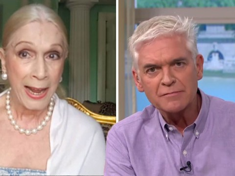 Phillip Schofield and Lady Colin Campbell clash on This Morning over Meghan Markle and Prince Harry book as she brands host 'ignorant'