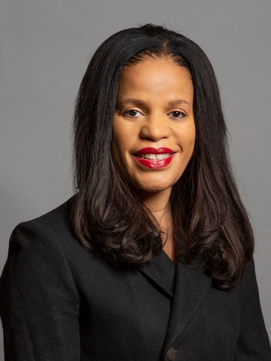 Labour's Claudia Webbe said it was 'appalling' the debate 'about how we feed our children' was even being had (Picture: London Portrait Photoqrapher-DAV)