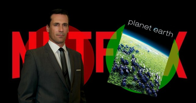 Mad Men and Planet Earth leaving Netflix UK