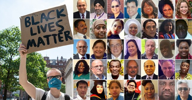 Review into BAME coronavirus deaths delayed amid George Floyd protests