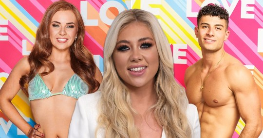 Love Island\'s Paige Turley reveals secret row that never aired