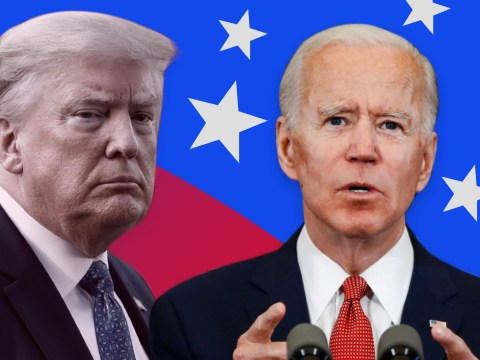 Joe Biden takes 11-point lead over Trump as George Floyd protests rumble on