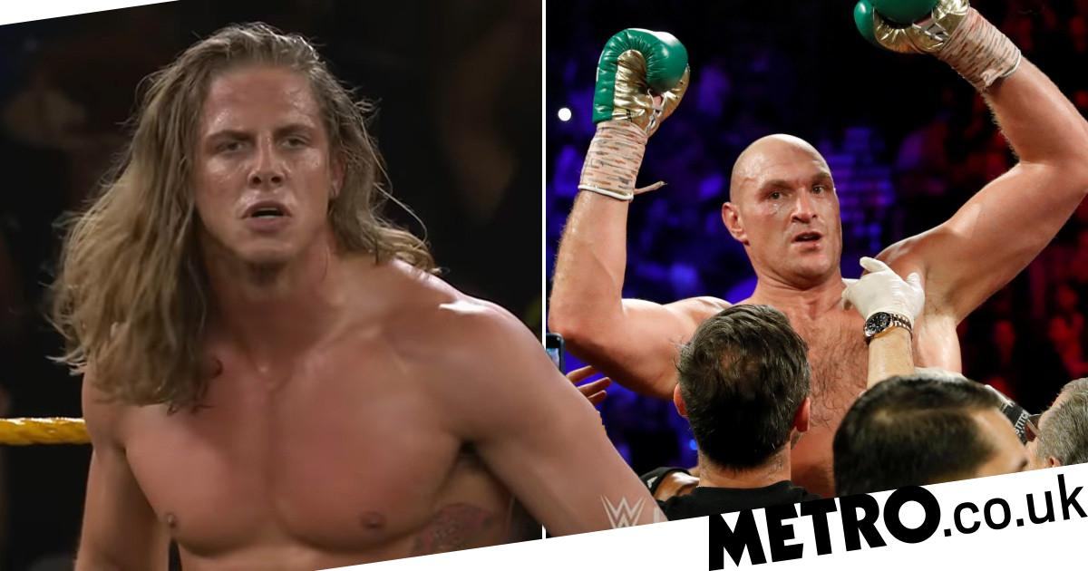 Matt Riddle backs Tyson Fury for WWE return as former UFC fighter weighs in on boxer's future - metro
