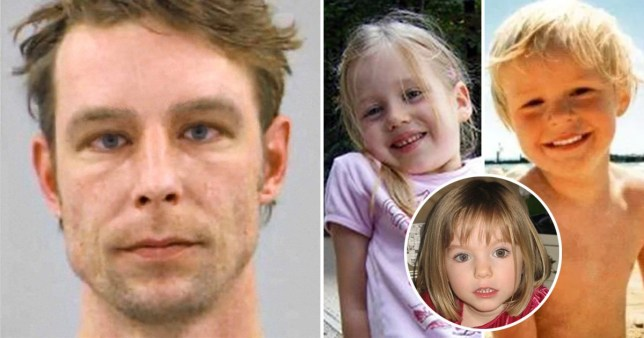 Madeleine McCann suspect linked to disappearances of two other children