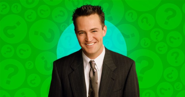 Chandler Bing from Friends
