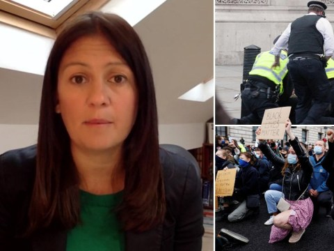 'UK cannot remain silent on police brutality' says Lisa Nandy