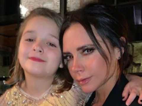 Victoria Beckham reveals the books she's buying to help educate Harper on racist issues