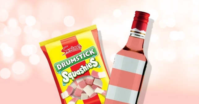 Drumstick Squashies vodka