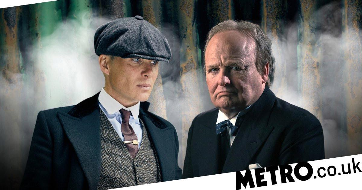 Peaky Blinders season 6: Winston Churchill behind Tommy ...