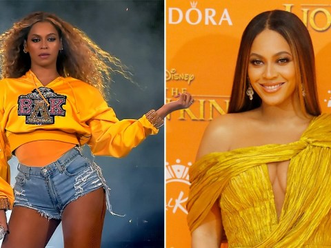 Beyonce 'in talks for £80million deal for three Disney movies' after Lion King success