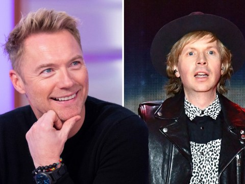 Ronan Keating awkwardly mistaken for Beck by fan wanting autograph
