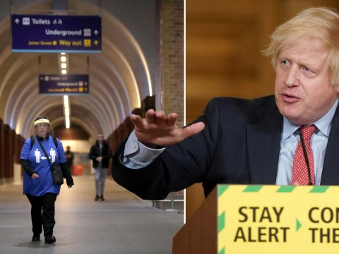 Boris Johnson says it's 'too early to judge' if lockdown was too late