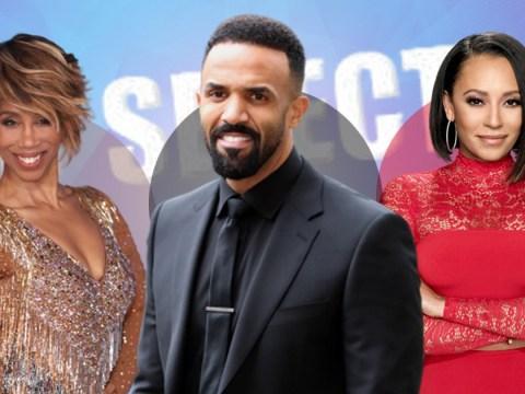 Bo' Selecta: What has Mel B, Craig David and Trisha Goddard said about their Leigh Francis characters?