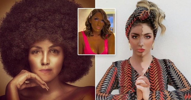 Influencers slammed for sharing blackface photos in support of Black Lives Matter protests