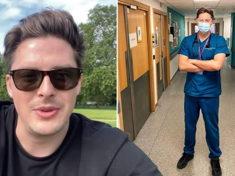 Dr Alex George reflects on 'shock' he felt the first time he couldn't save a patient: 'It's really difficult'