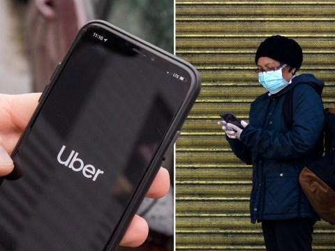 Face masks mandatory if you want to use an Uber from next week