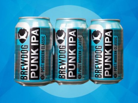 BrewDog is giving you 50% off pints for National Beer Day (that's on Monday, FYI)