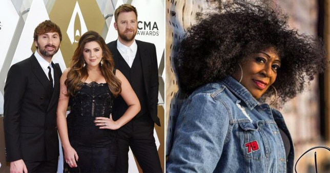 Lady Antebellum and Lady A