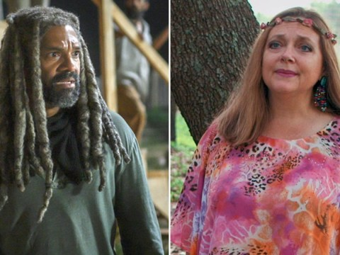 The Walking Dead's Khary Payton visited Tiger King's Big Cat Rescue – but didn't meet Carole Baskin