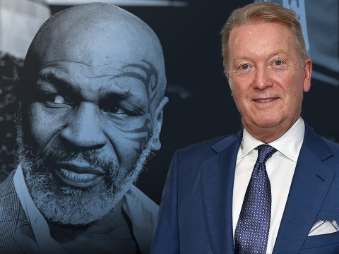 Frank Warren confirms Tyson Fury has offer to fight Mike Tyson