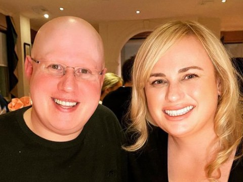 Rebel Wilson defends Matt Lucas over Little Britain blackface controversy