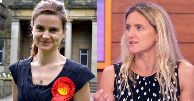 Jo Cox's sister calls for 'compassion and kindness' on anniversary of murder