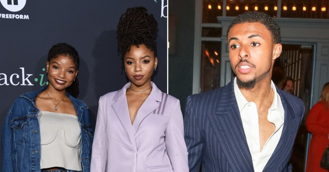 Chloe x Halle give the best response over rumours their song Busy Boy is about Diggy Simmons