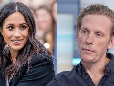 Laurence Fox claims Meghan Markle left the UK because 'she was being denied the limelight she craved'