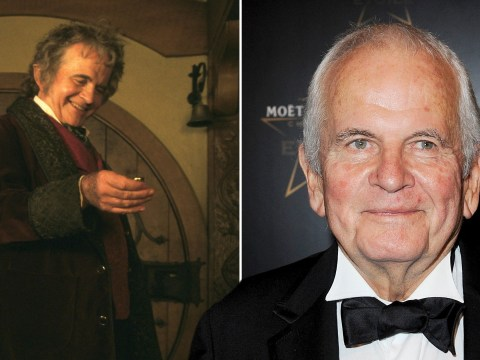 Lord Of The Rings star Sir Ian Holm dies aged 88