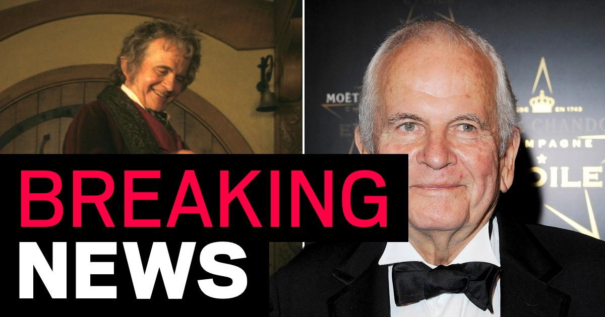 It is with great sadness we can confirm that the actor Sir Ian Holm CBE passed away this morning at the age of 88. He died peacefully in hospital, wit
