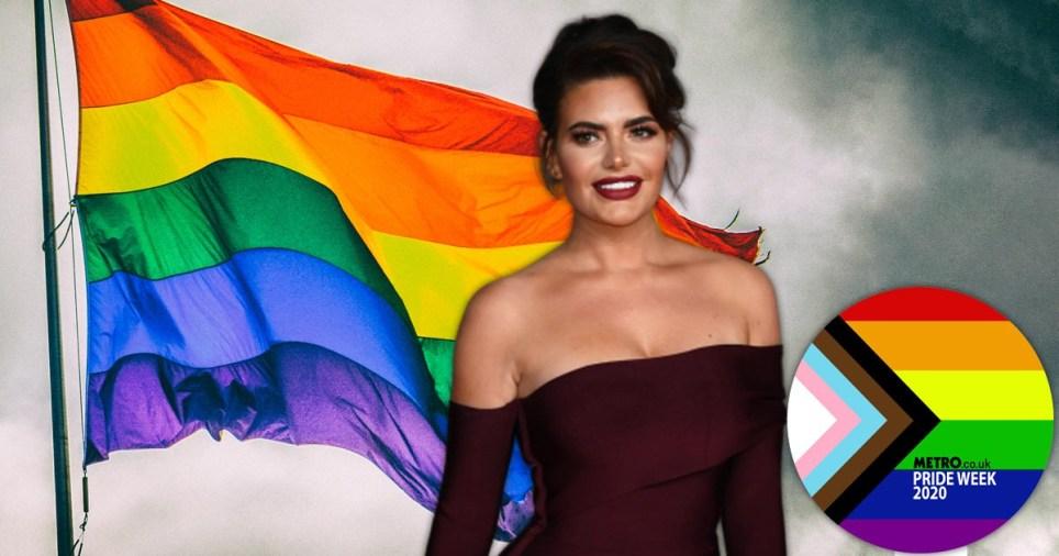 Megan Barton Hanson for Pride