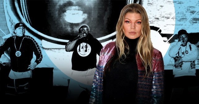 Has Fergie left the Black Eyed Peas?