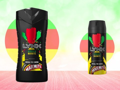 Lynx launches Marmite scented body spray and wash