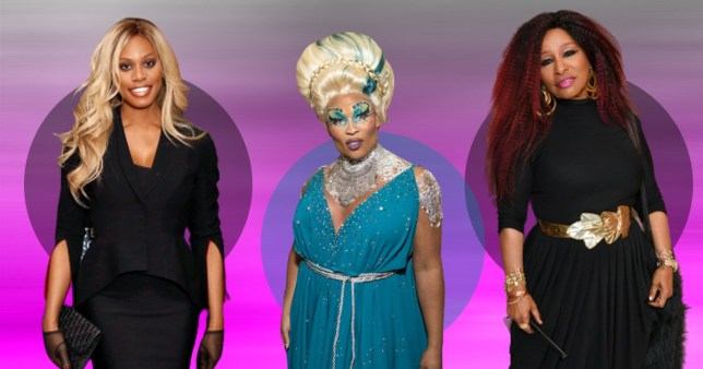 Chaka Khan, Laverne Cox and Peppermint to host Netflix Pride Special