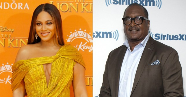 Beyonce and Solange's dad Mathew Knowles says he 'wants to save lives' after surviving breast cancer